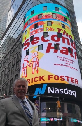 Rick in Times Square